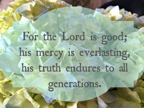 Psalm 1005