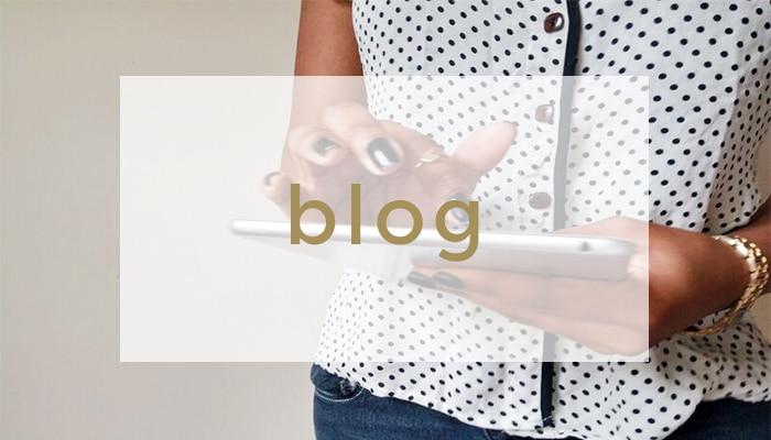 Deidra Riggs' Blog